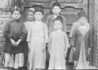 Jewish boys bagdad, speaking Arabic, French and English
