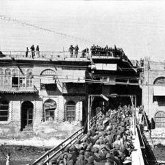 شط العرب- نزول القوات البريطانية في الحرب العالمية الأولى