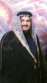 الشيخ المناضل رعد دعيّر البستان الذي قتل على يد فيلق القدس بعد احتلال العراق