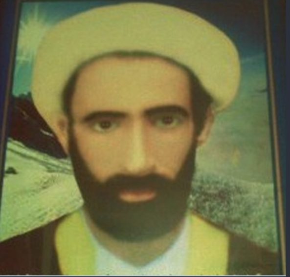 ملا محمد المايود رجل دين وشاعر احوازي